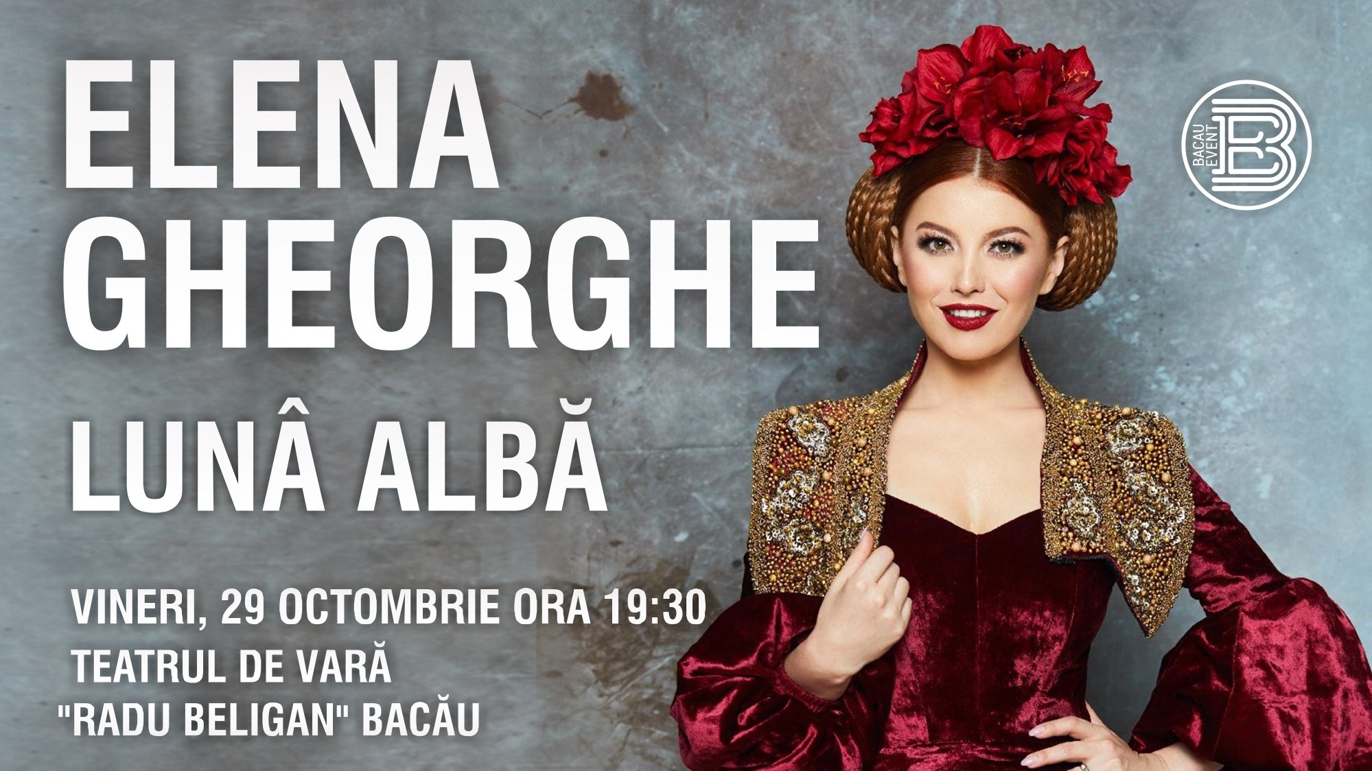 Elena Gheorghe - Octombrie