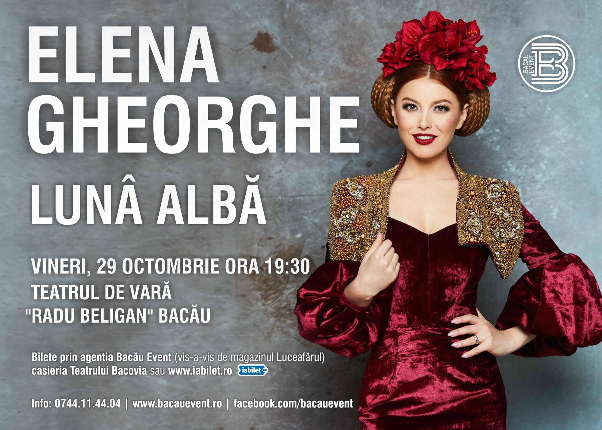 Elena Gheorghe - 29 Octombrie